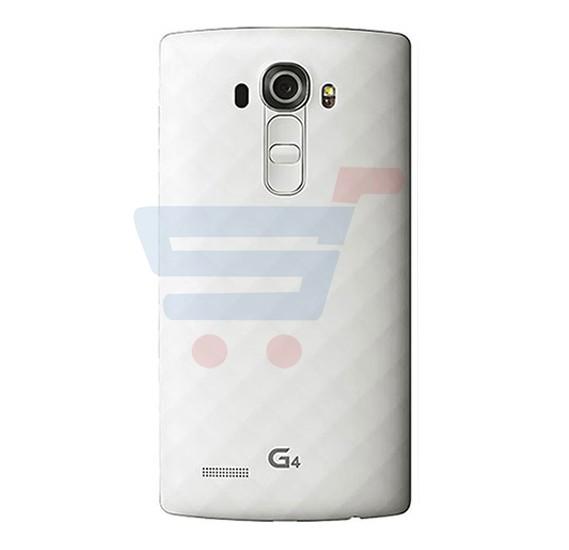 LG G4 Smartphone, Android 5.1, 5.5 Inch Display, 3GB RAM, 32GB Storage, Dual Camera, Dual Sim, Wifi- White