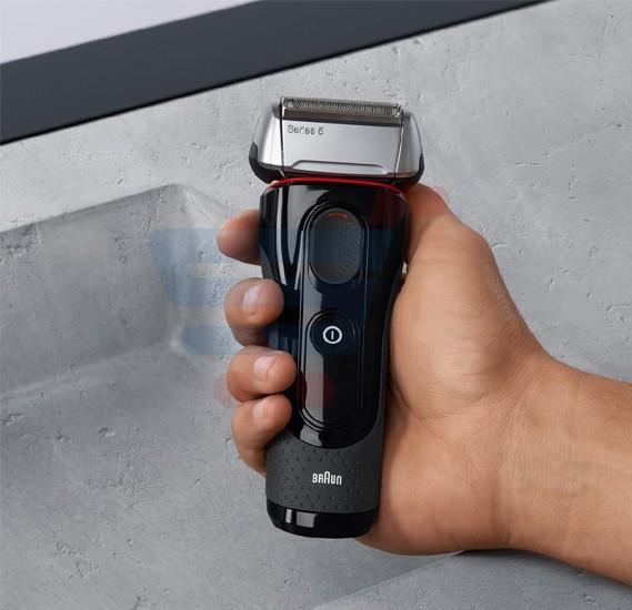 Braun Men Foil Shaver Rechargeable, 5070CC Series 5