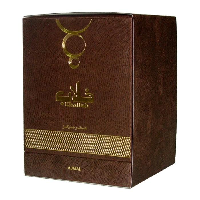 Ajmal Perfume Khallab Perfume Oil 3 Ml,Unisex,6293708008162