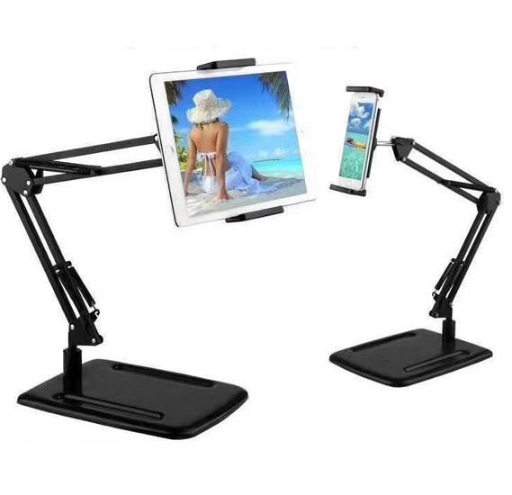 Multifunctional Bracket of Desktop Video Frame Full Metal Flexible Stand