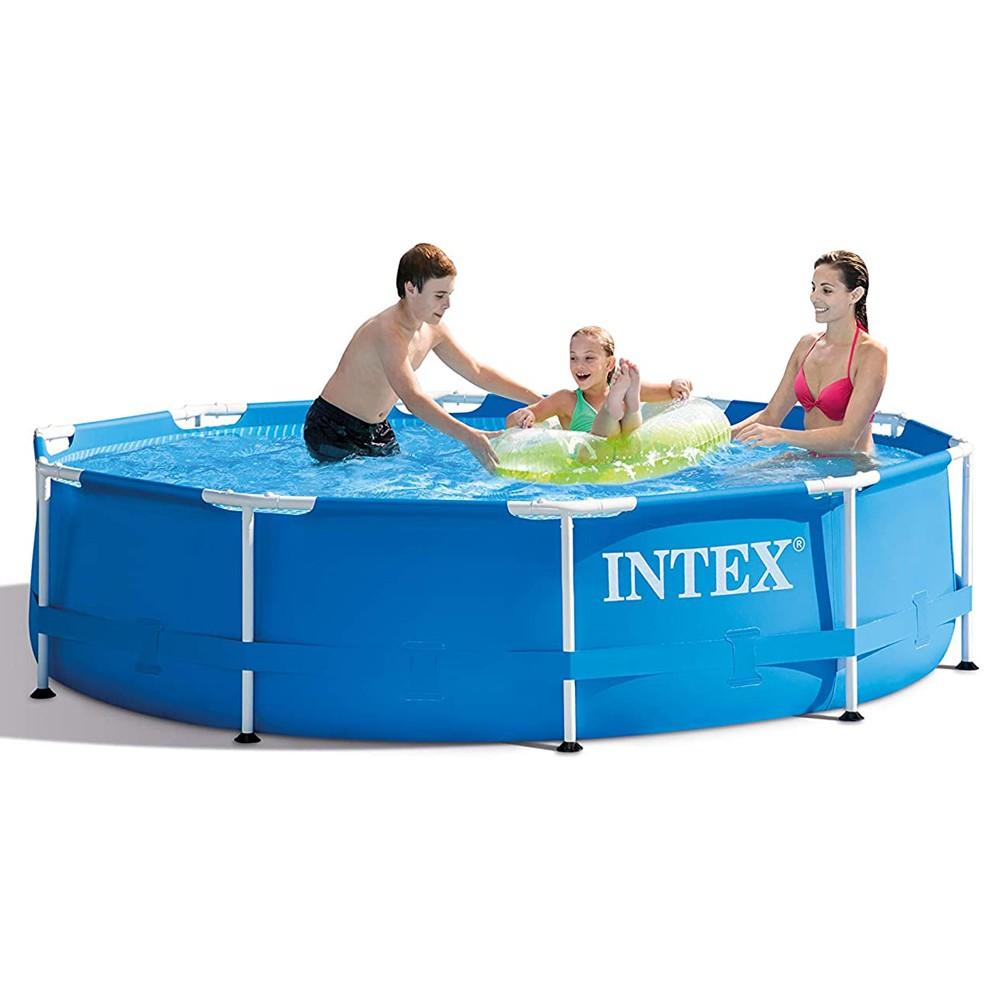 Intex Metal Frame Pool - 28200