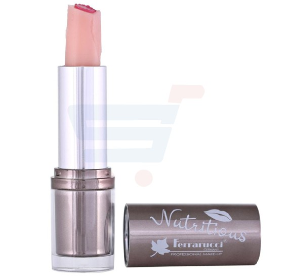 Ferrarucci Nutritious Lipstick with Vaseline Double Color 4g, FR101-1