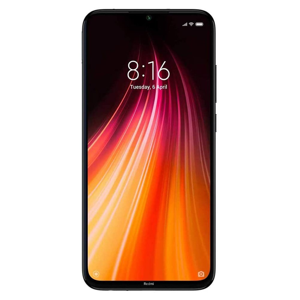 Xiaomi Redmi Note 8 Dual SIM 4GB RAM 64GB Storage 4G LTE, Space Black