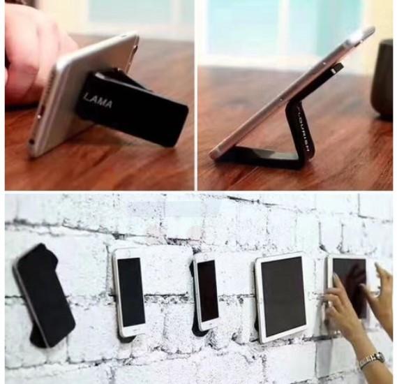 UET Flourish Lama Pop Magic Rubber Pad Universal Multi-Functional Car Bracket Mobile Phone Holder Sticker