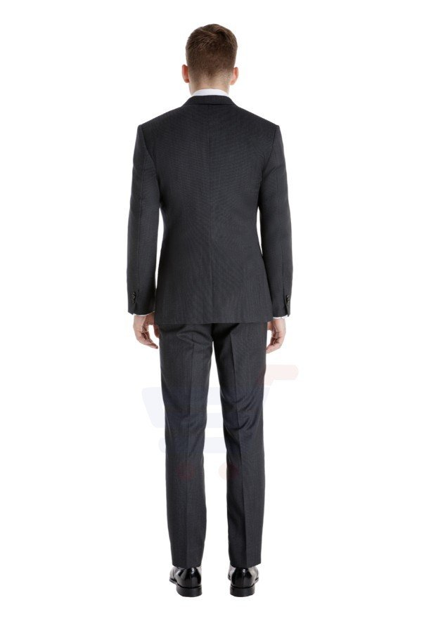 D & D Rivington Gray Suit - 55014 - XL - 40