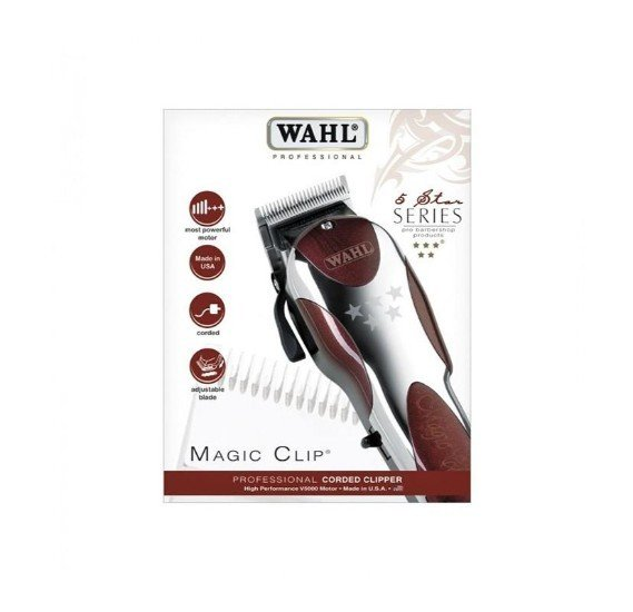 WAHL 5 Star Series Corded Magic Clip Professional Corded Clipper