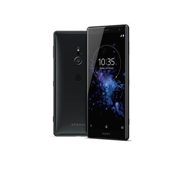 Sony Xperia XZ2 Dual SIM - 64GB, 4GB RAM, 4G LTE, Black
