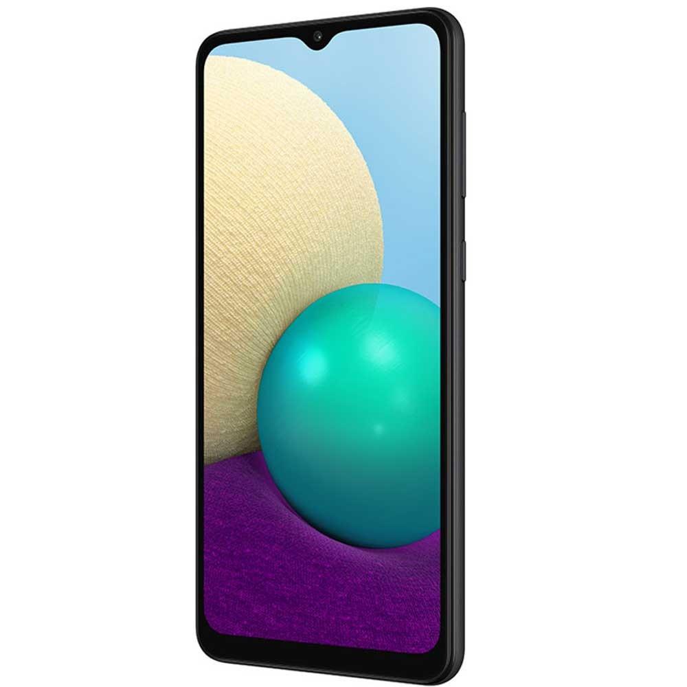 Samsung Galaxy A02 Dual SIM 3GB RAM 32GB 4G LTE, Denim Black