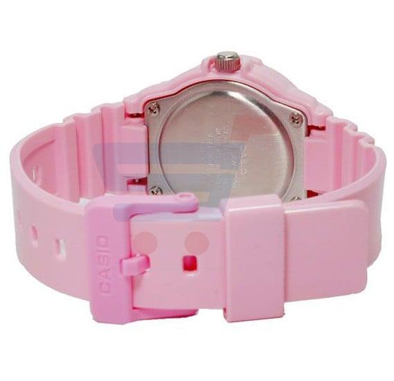 Casio Analog Watch For Girls, Sport Resin Band-LRW-200H-4B2