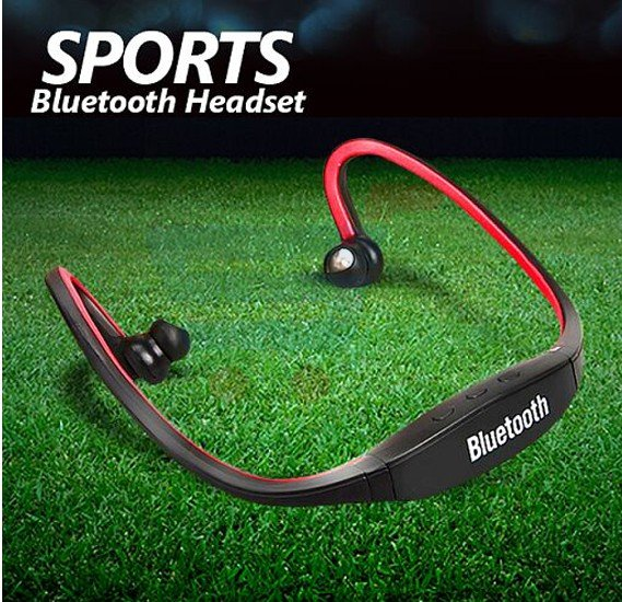 Zooni Wireless Bluetooth Sports Headset