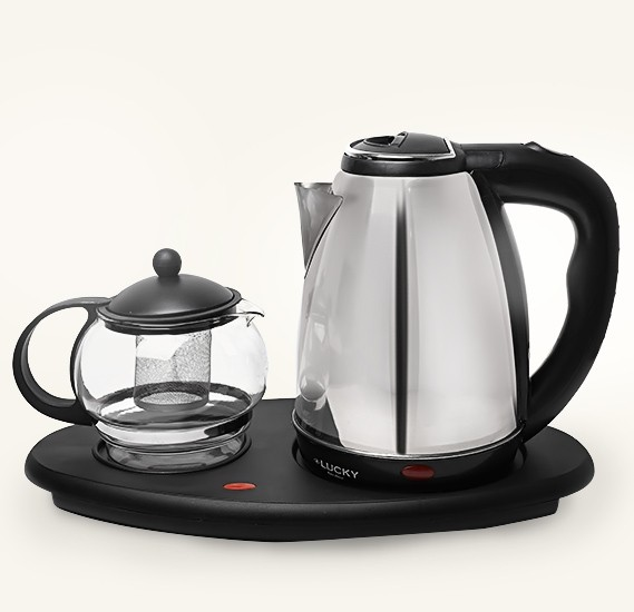 Lucky Morepro 1.9 Liter Electric Kettle, Lucky020