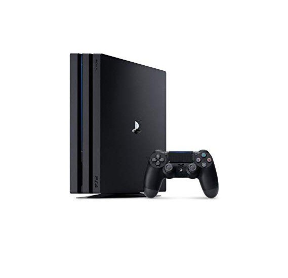 Sony PlayStation 4 1TB Pro Game Console standalone Jet Black-TRA stocks - Ps4 1Tb Pro Tra