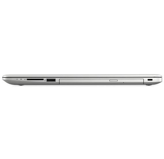 HP 15 DA1007NE Notebook with 15.6 inch Full HD Display, Intel I7 8565U Processor, 8GB RAM, 1TB HDD, Windows 10, Silver