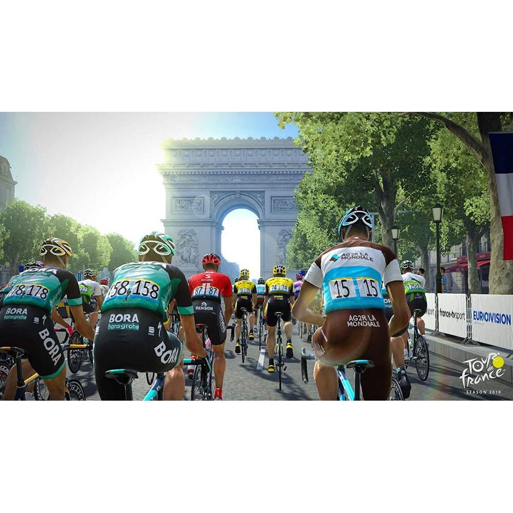 Tour de France Game PlayStation 4