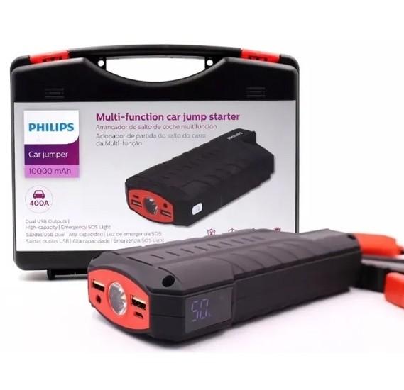 Philips DLP2710RD Car Jump Starter 10000 mAh