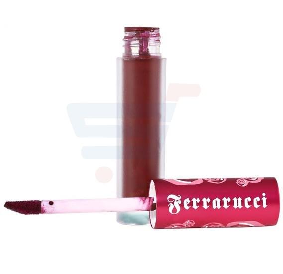 Ferrarucci Velverlines Lipgloss 2.6ml, Fetish Brown