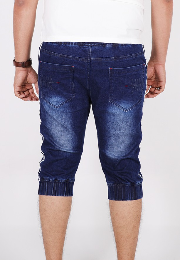 Nansa Hot Marine Denim Jeans For Men Blue - MBBAF62440B - 34