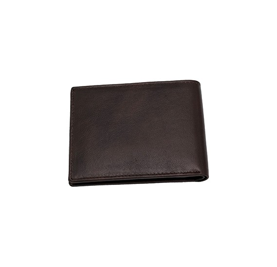 Marchio Personal Leather Wallet For Men Brown colour 2018-002