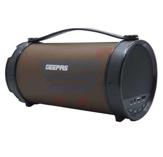 Geepas Rechargeable Bluetooth Speaker, GMS8808