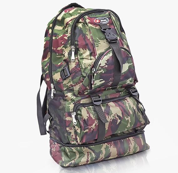 2 in 1 saver pack of Shuerbei 19 inch laptop bag plus Sport camping trekking bag