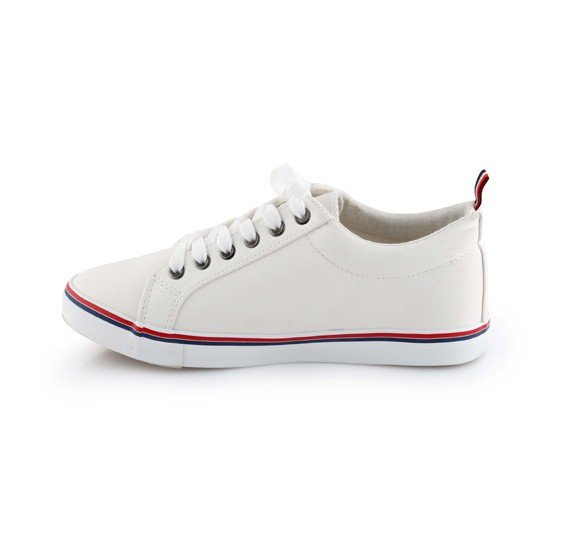 Casual Shoes For Mens GH-859, Size 41 - White