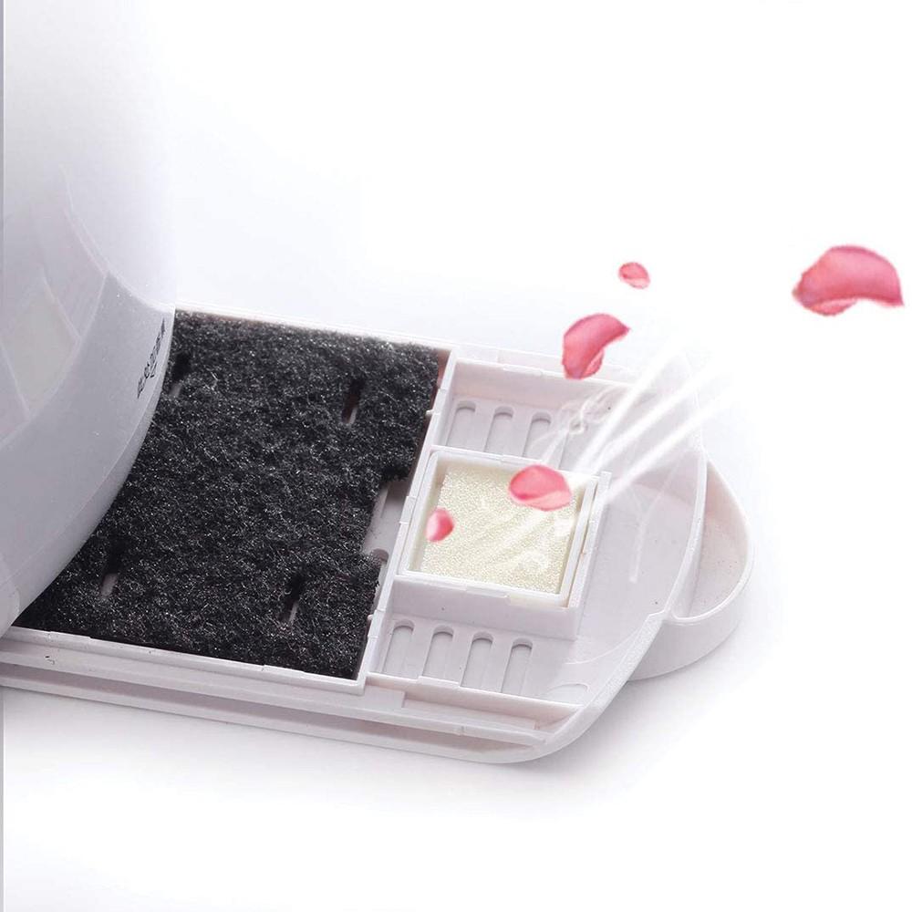 Black+Decker HM5000-B5 Air Humidifier for Home & Office 5L, White