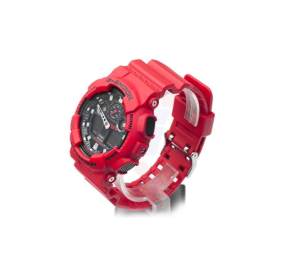 Casio G-Shock GA100B-4A Wrist Watch for Women