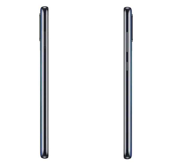 Samsung Galaxy A21s Dual Sim 4GB RAM 128GB 4G LTE, Black