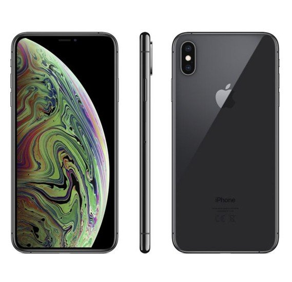 Apple Iphone Xs Max 256Gb With Facetime- Space Gray