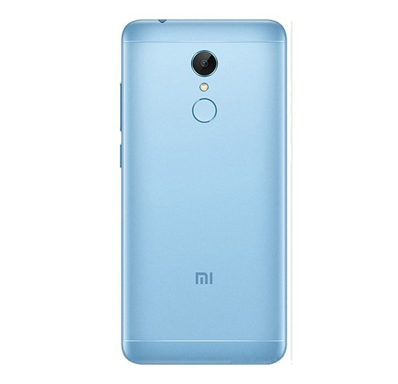 Xiaomi Redmi 5 Dual SIM - 32GB, 3GB RAM, 4G LTE, Blue - International Version