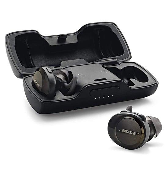 Bose Sound Sport Free Truly Wireless Sport Headphones - Black