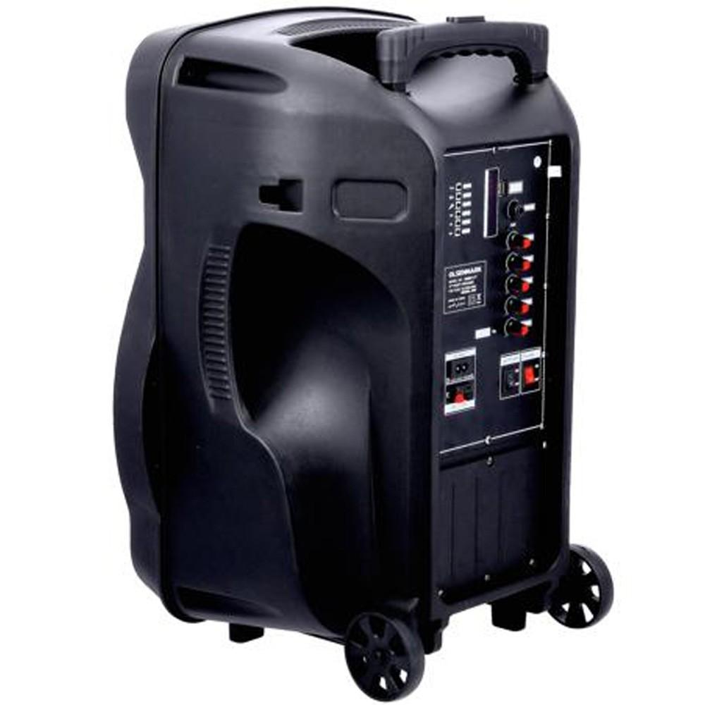 Olsenmark OMMS1277 Rechargeable Party Speaker Black