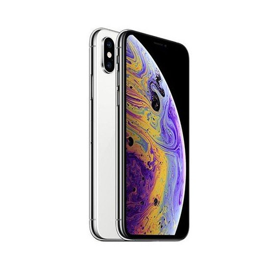 Apple Iphone Xs Max 256Gb With Facetime  - Silver