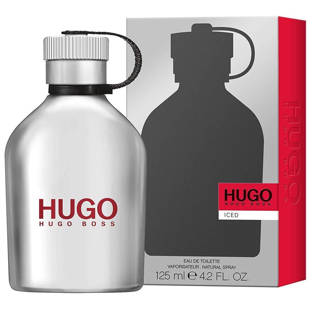 Hugo Boss Iced Men 125 ml edt perfume for Men