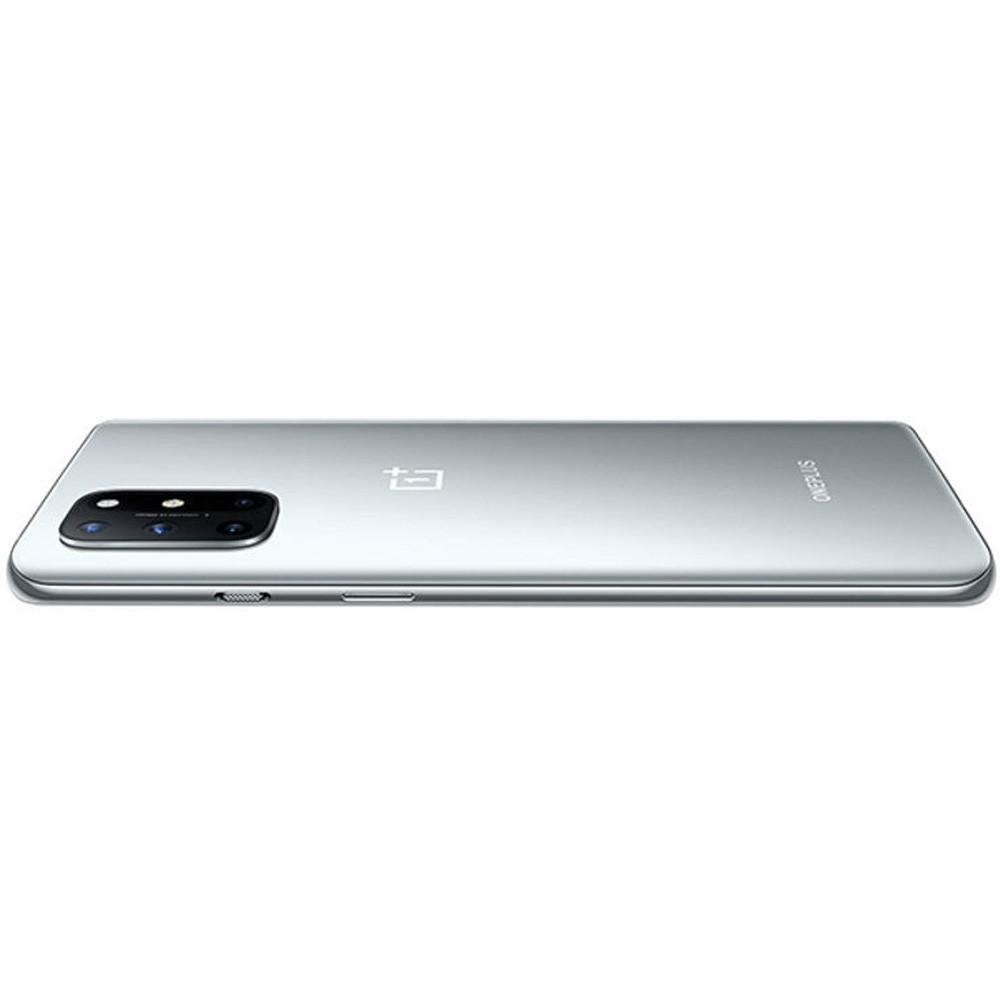 OnePlus 8T Dual Sim, 12GB RAM 256GB, 5G, Lunar Silver