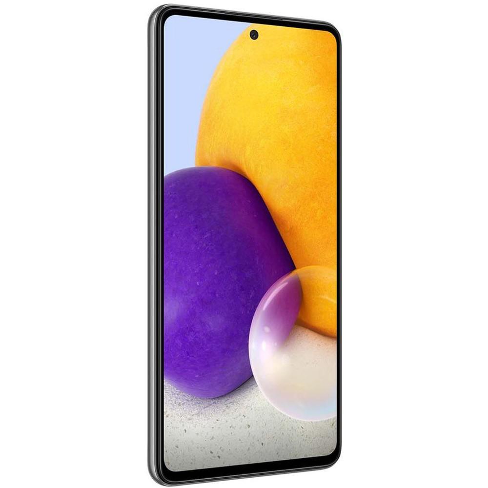 Samsung Galaxy A72 Dual SIM Black 8GB RAM 128GB 4G LTE