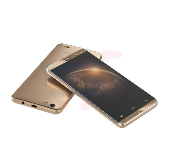 Discover M11 4G Smartphone, Android 6 0, 5 0 Inch HD Display, Dual SIM,  Dual Camera, 2GB RAM, 16GB Storage - Gold
