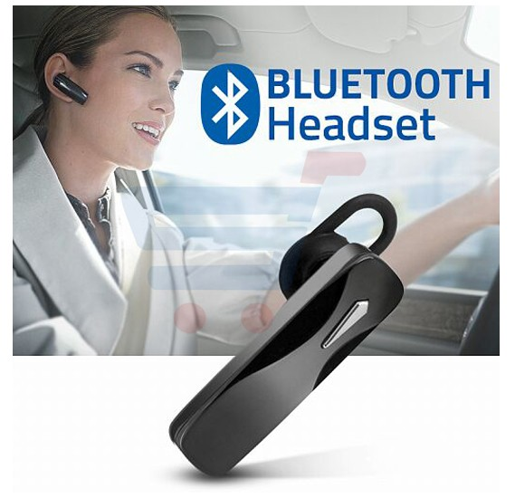 Bluetooth Handsfree Mono Headset Working With Calling, Music, IMO And Everything