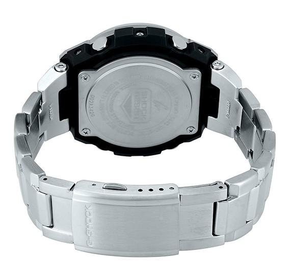 Casio G-Shock Analog-Digital Black Dial Mens Watch-GST-S110D-1ADR
