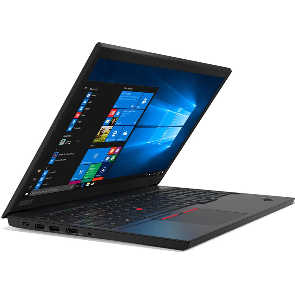 Lenovo ThinkPad E15 Notebook, 15.6 inch Display Core i5 Processor 8GB RAM 1TB HDD Storage 2GB Graphics DOS, English