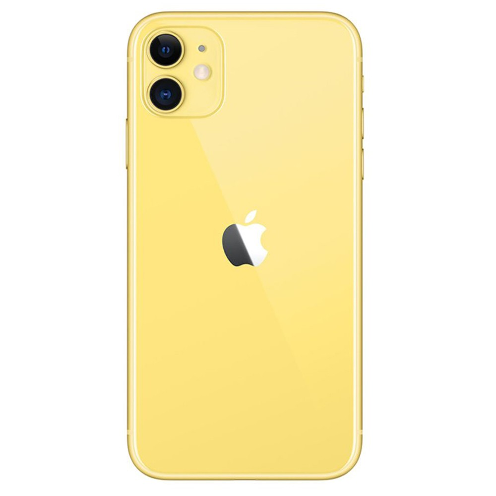 Apple iPhone 11 With FaceTime Yellow 128GB 4G LTE