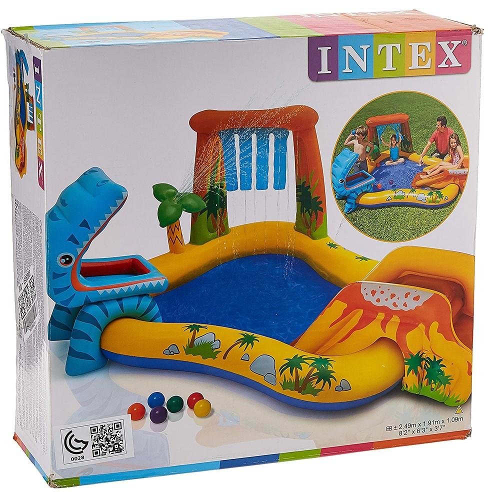 Intex Dinosaur Play Center, 57444