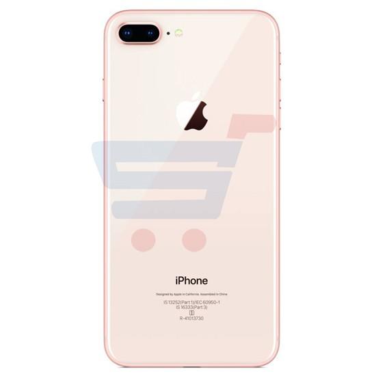 Apple iphone 8 Plus Smartphone, iOS11, 5.5 Inch HD Display, 3GB RAM, 64GB Storage, Dual Camera, Wifi- Gold