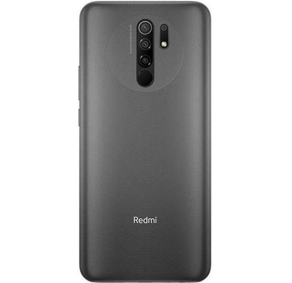 Xiaomi Redmi 9 Dual SIM 4GB RAM 64GB Storage 4G LTE, Grey - Global