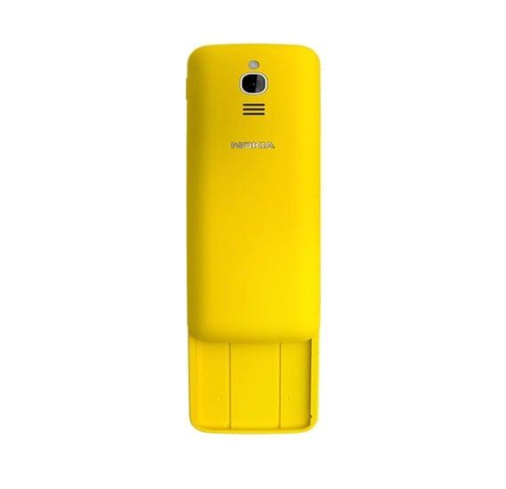 Nokia 8110 Smartphone LTE,2.45-inch Screen, Yellow