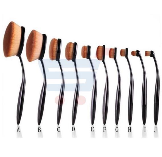 Super Soften Multipurpose Brush Black