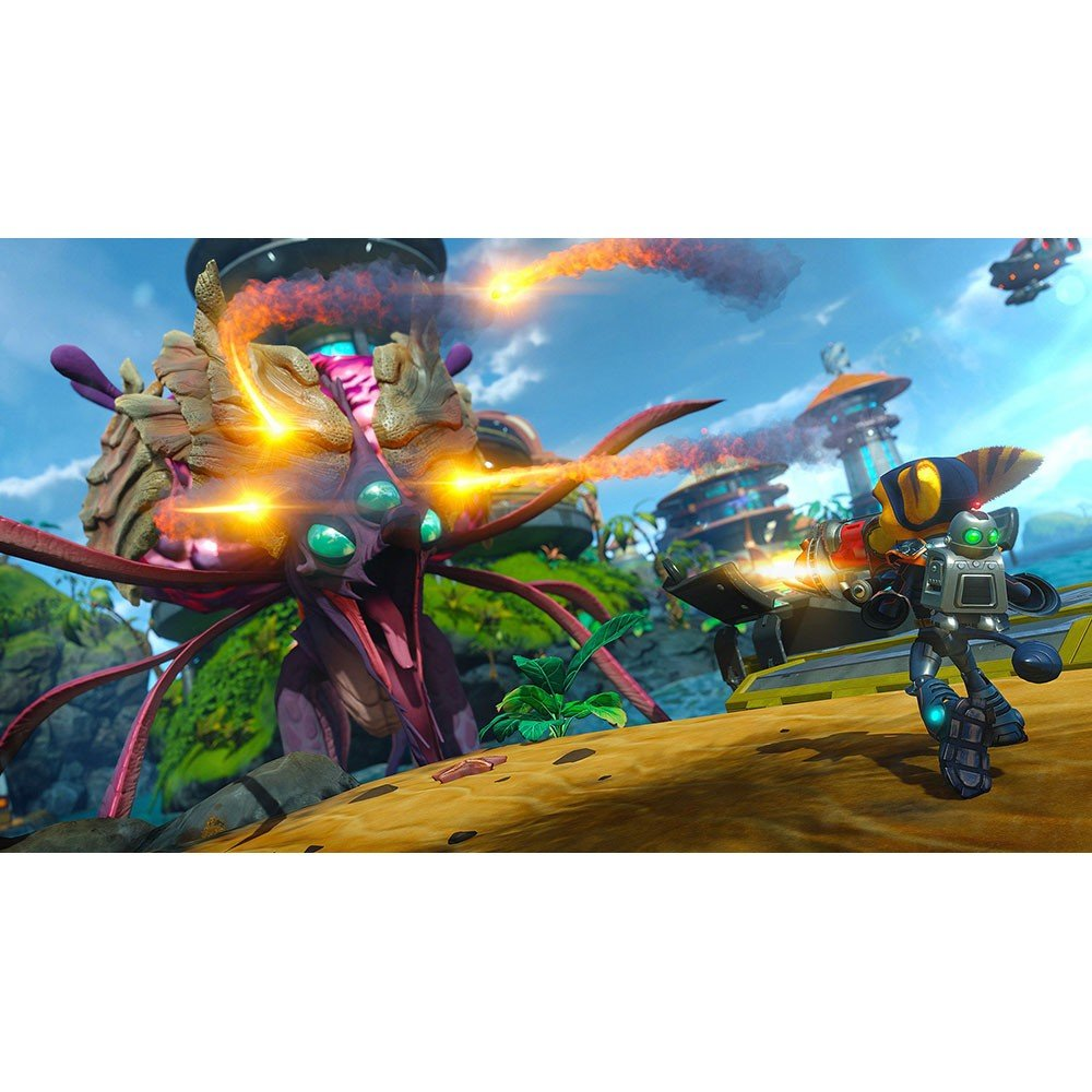 Ratchet and Clank PlayStation 4