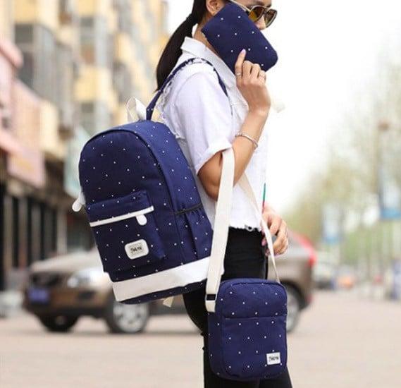 2 in 1 Bundle Pack Krypton 7 in 1 Hair Styler Kit, KNH6028 With Jig PIn 3 Combo Pack Ladies Bags