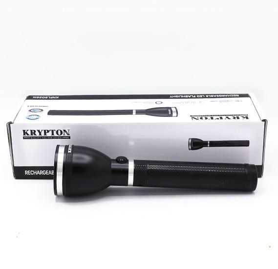 Krypton Rechargeable LED Flashlight KNFL5026
