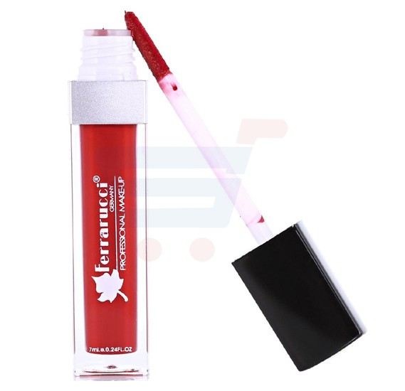Ferrarucci Matte Long Lasting Lip Gloss 7ml, FLC24